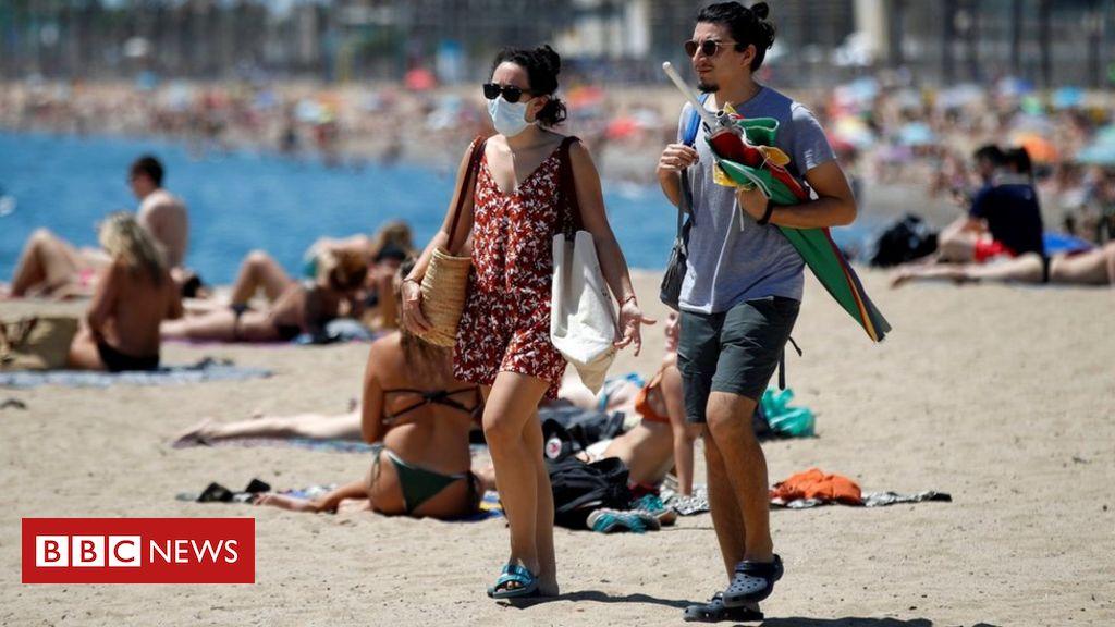 Coronavirus: Scotland retains quarantine measures for Spanish travel
