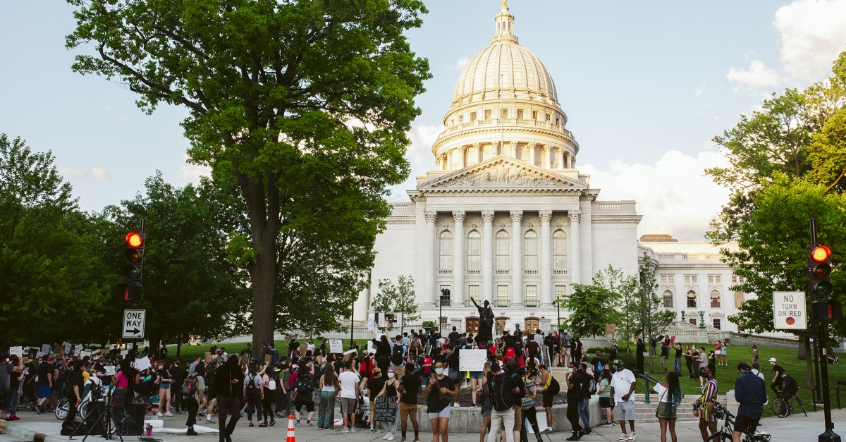 'Politics Is Slow': Wisconsin's Legislature Unlikely To Respond To Black Lives Matter Movement Until 2021