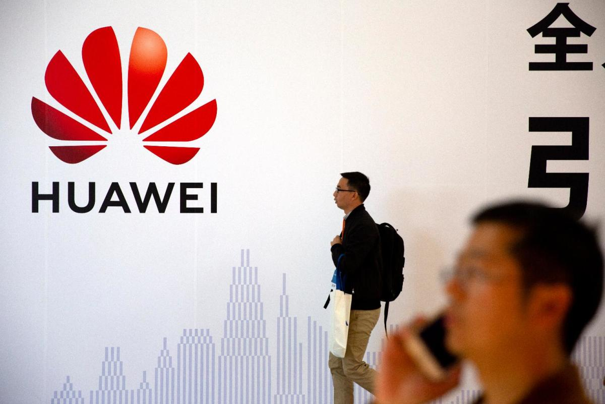 Huawei: Smartphone Chips Running Out Under US Sanctions | Business News