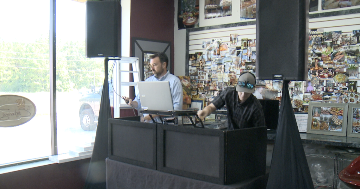 Local entertainment company, DJ find new ways to provide music to parties during pandemic