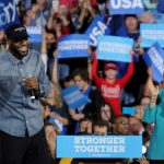 NBA star LeBron James emerges as potent political force ahead of November U.S. election | News