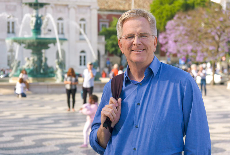 How To Travel During The Pandemic With Rick Steves