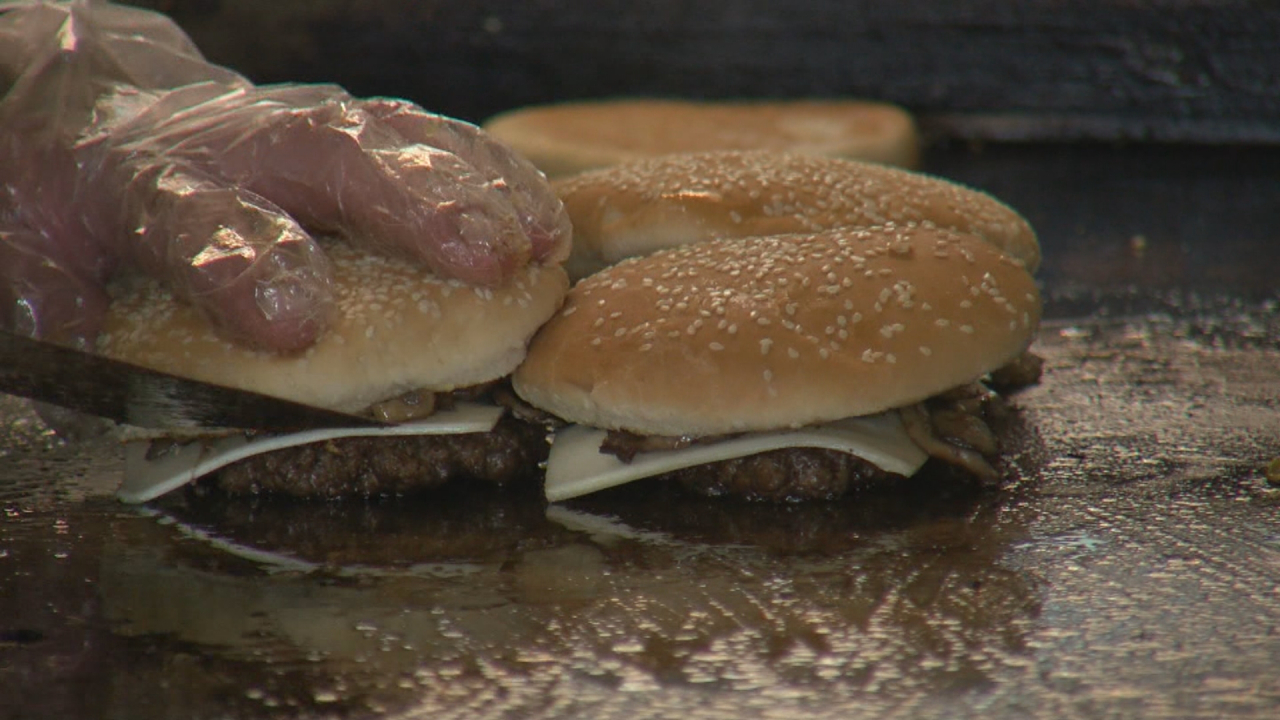 Local business Rex's Hamburgers feeling the loss of State Fair, Balloon Fiesta