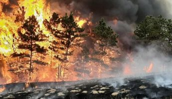 Nebraska drought fuels wildfires; state vulnerable to 'megafire' | Omaha State and Regional News