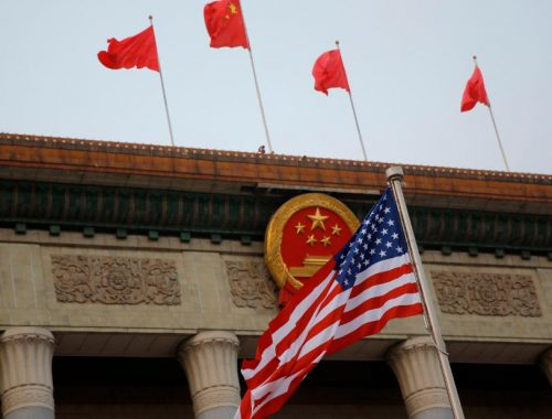 US reveals it has revoked more than 1,000 visas to Chinese nationals deemed security risks
