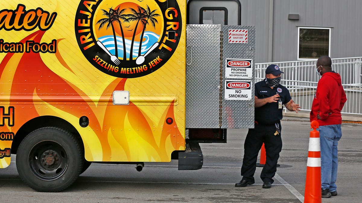 Columbus Fire Division looks for potential danger in food trucks