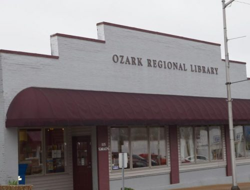 New materials in Ozark Regional Library System - Daily Journal Online