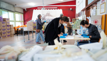 The Food Aid System – Dispositivo di Aiuto Alimentare, Milan, Italy