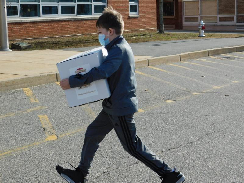 From workers to students: Chatham Village food donates Thanksgiving dinners
