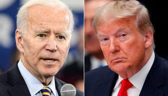 In Trump and Biden, reality and fantasy collide on Thanksgiving