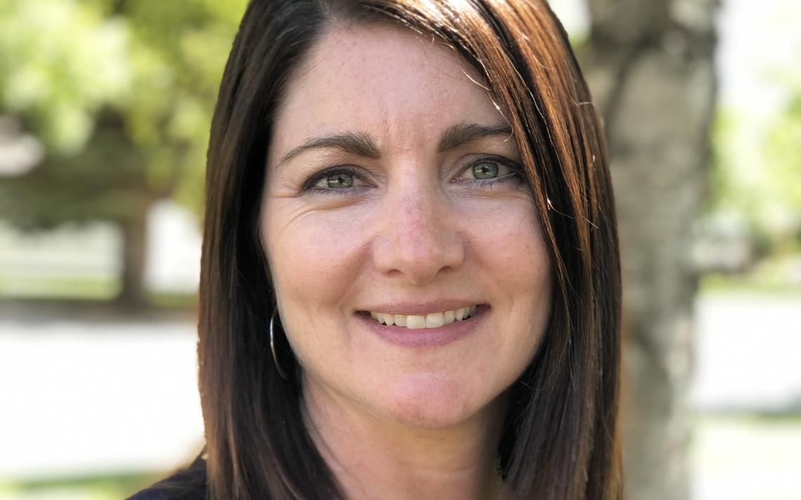 Angie Jonasson, principal at Lake Agassiz Elementary School, has been named Region 4 Principal of the Year by the North Dakota Association of Elementary School Principals. Photo courtesy of Grand Forks Public Schools