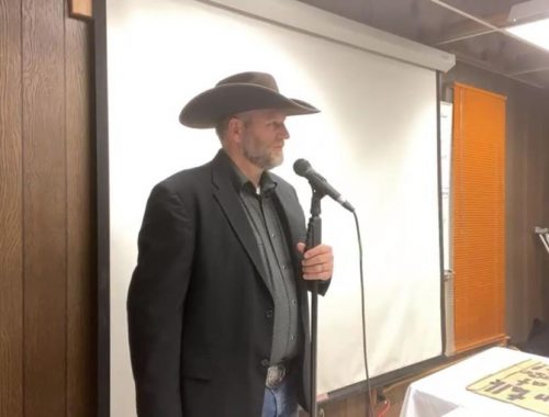 Bundy group, People's Rights, training to defend from government 'force'   Regional News