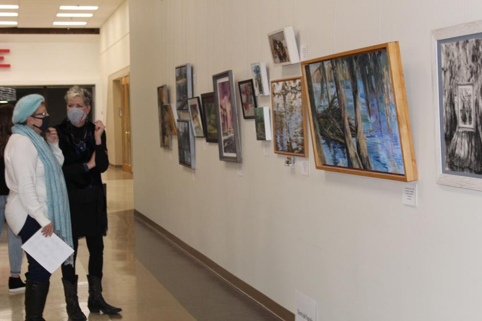 Marshall Regional Arts Council hosts opening event for next exhibit | News