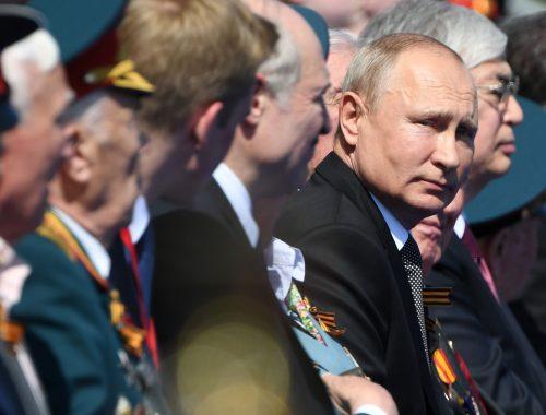 Russia's President Putin congratulates Joe Biden on election victory