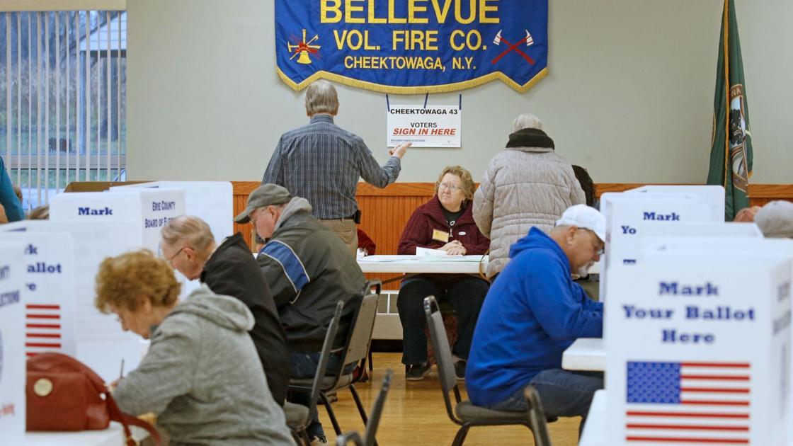 Skip national drama of presidential vote count – just watch Cheektowaga | Buffalo Politics News