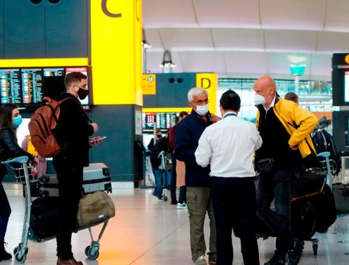 UK travel ban: These countries impose new restrictions