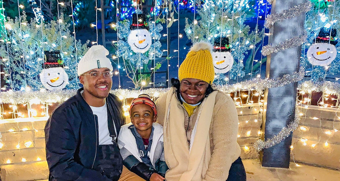 Why this family traded holiday gifts for travel and never looked back