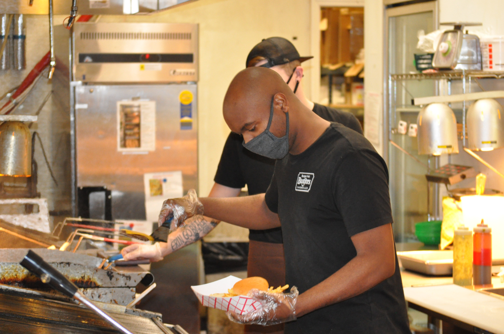 Barstool Sports grants Burger Hut $15K with small business fund – Chico Enterprise-Record