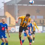 Joe Ironside describes the buzz about Cambridge United after win over Harrogate Town