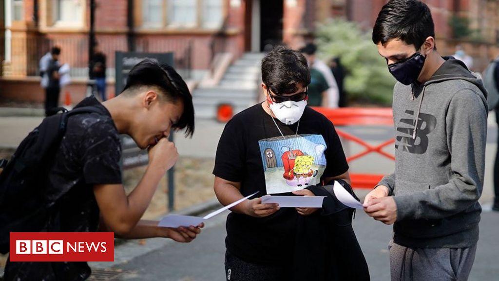 School in pandemic