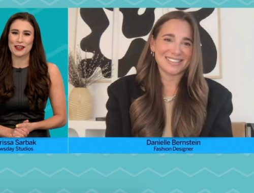 Danielle Bernstein, social media influencer and founder of