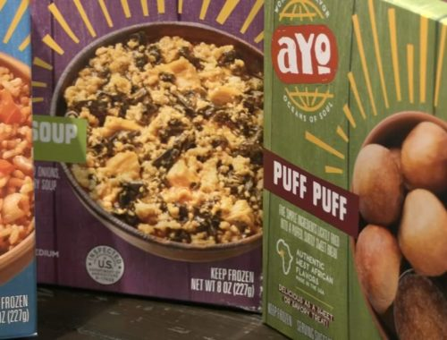 Black owned business AYO Foods, featuring West African food from Hyde Park couple, coming soon to Chicago-area Mariano's