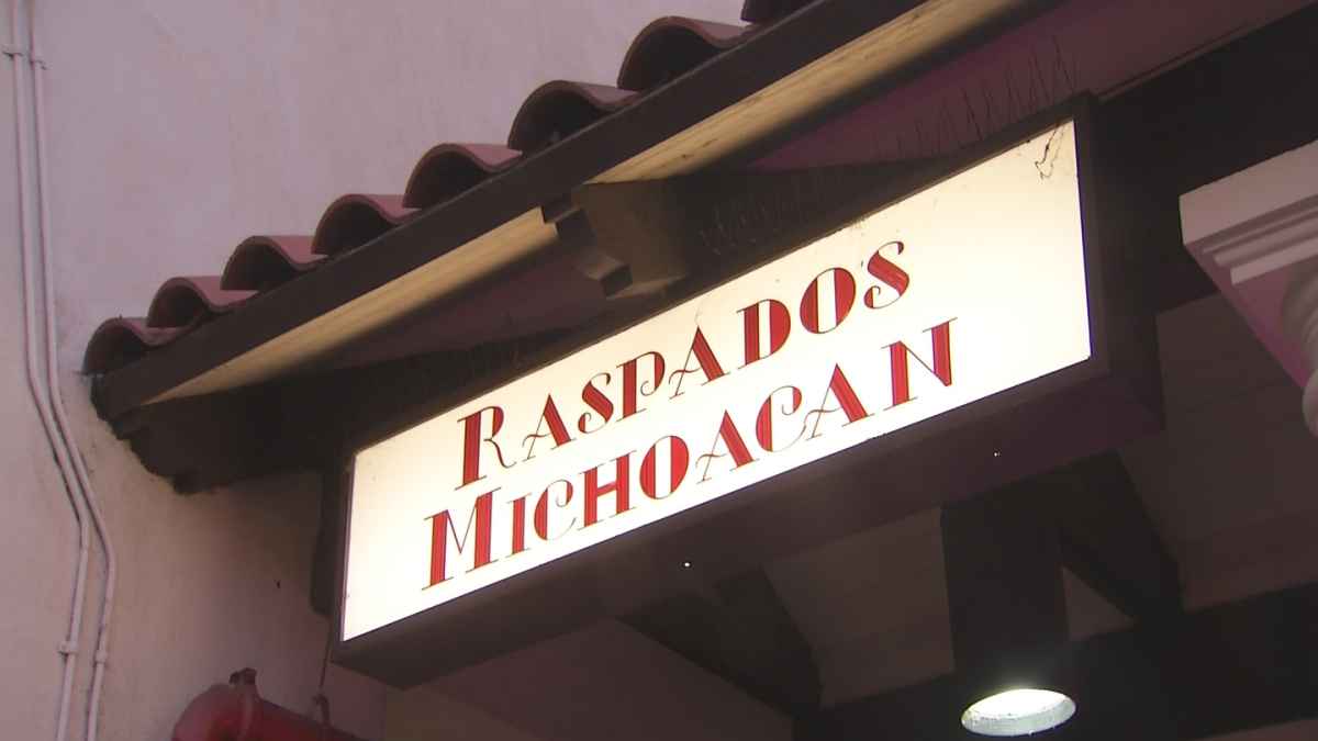 Community Rallies Behind Vandalized National City Business – NBC 7 San Diego