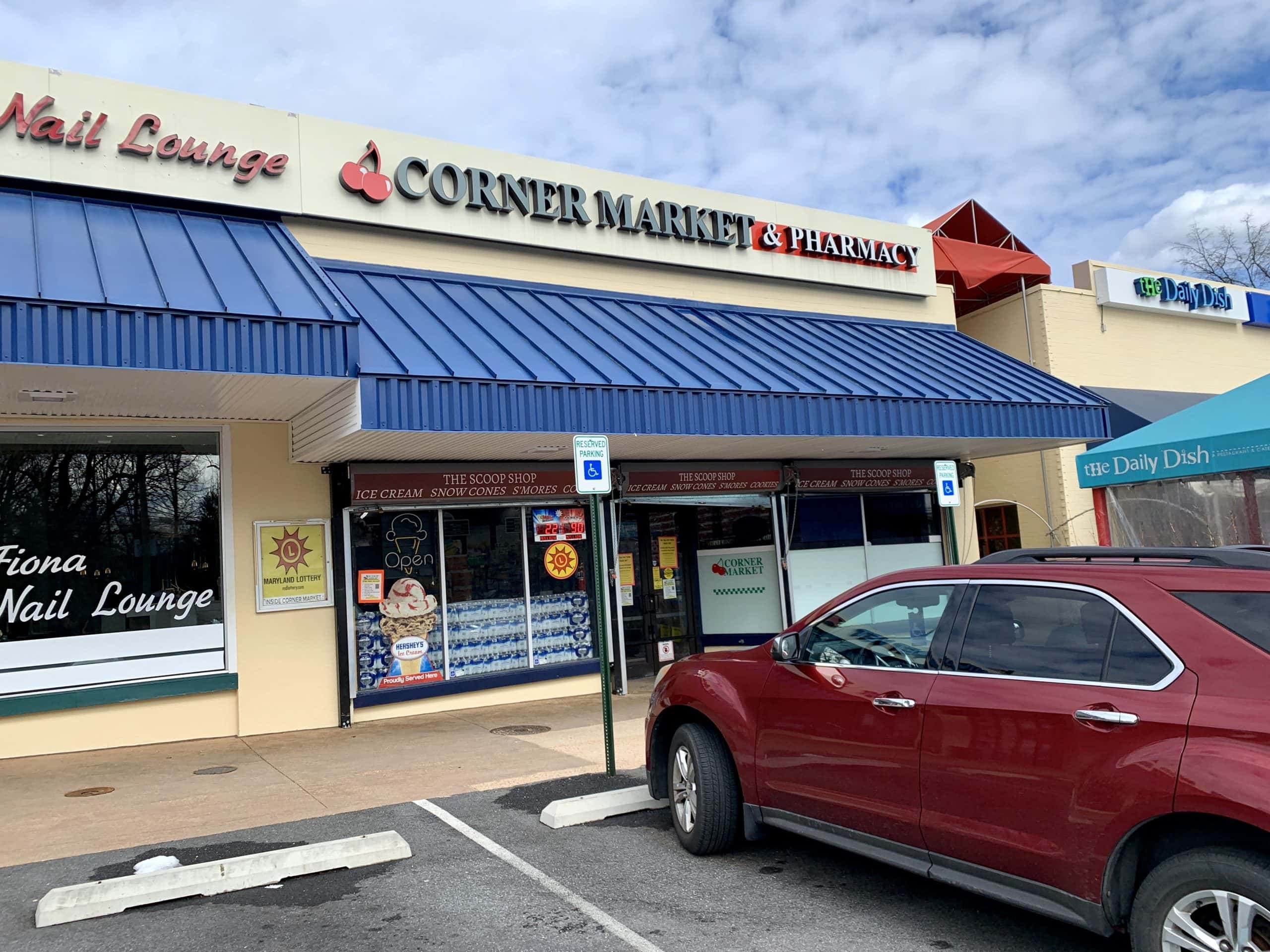 Corner Market Closes Pharmacy Section of the Business
