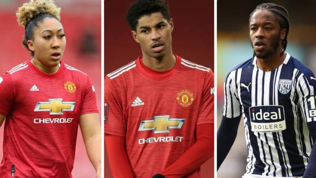 Facebook 'horrified' by online abuse of Premier League footballers