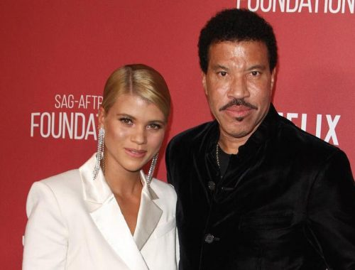 Lionel Richie is supportive of his daughter Sofia Richie's new romance | Entertainment