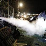 4th night of protests after ex-cop who killed Daunte Wright charged