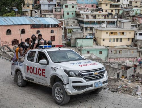 FBI, Homeland Security officials will travel to Haiti 'as soon as possible,' White House says